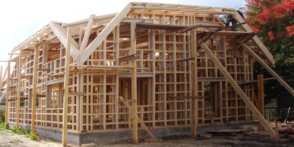 каркасные дома технология каркасного строительства