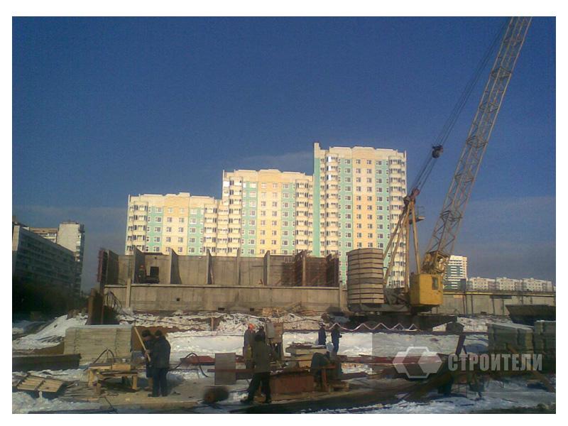 Строительство жилого дома заповедная